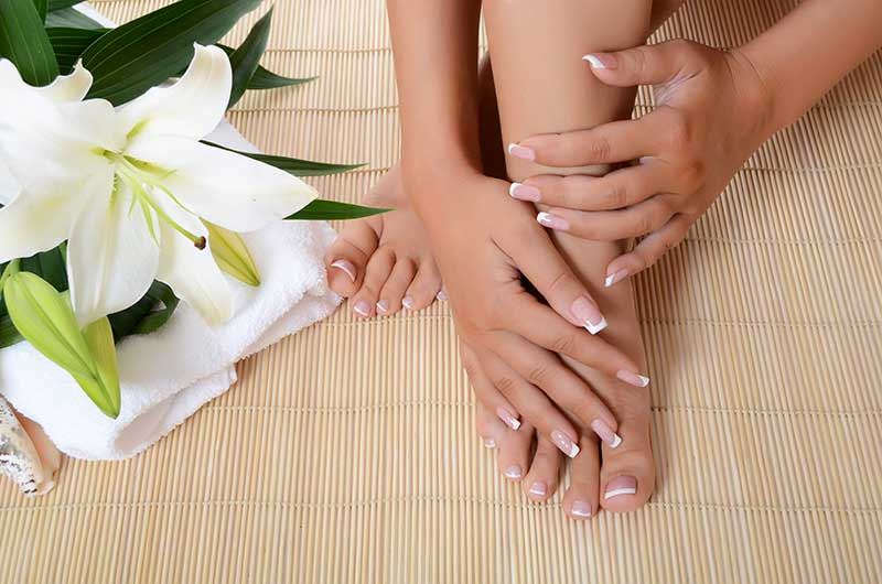 Benefits of Manicures & Pedicures